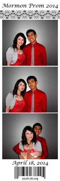 Mormon Prom 2014