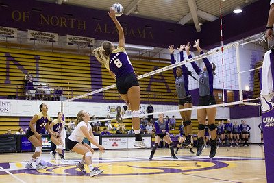 UNA Volleyball vs Kentucky Wesleyan