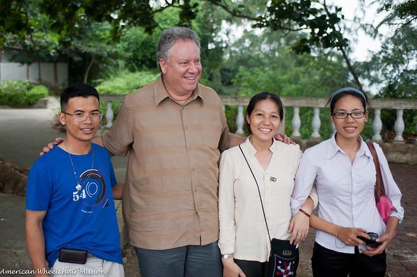 Thursday: Hai Phong Home Visits & Need Assessments