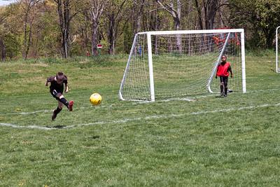 U7-8 boys soccer