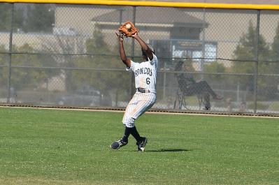 Baseball JV vs. MV 2