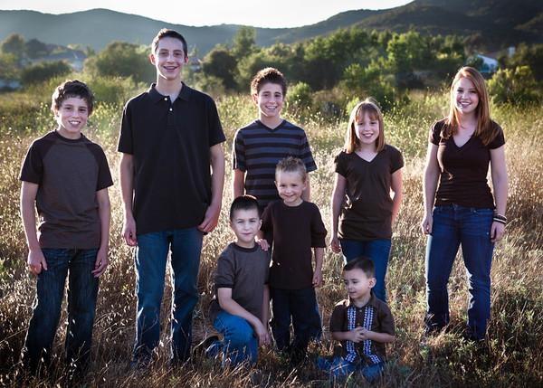 Simmons Family Portraits