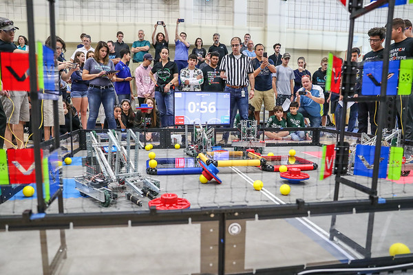 VEX Robotics Competition, Florida Qualifier, 2018.
