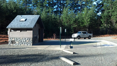 Lily Point Marine Park Trailhead and Parking