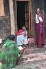 Deacons at Lake Tana monastery, Ethiopia