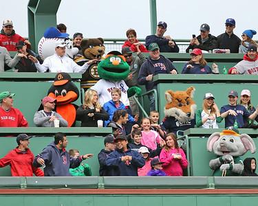 Red Sox, May 4, 2014