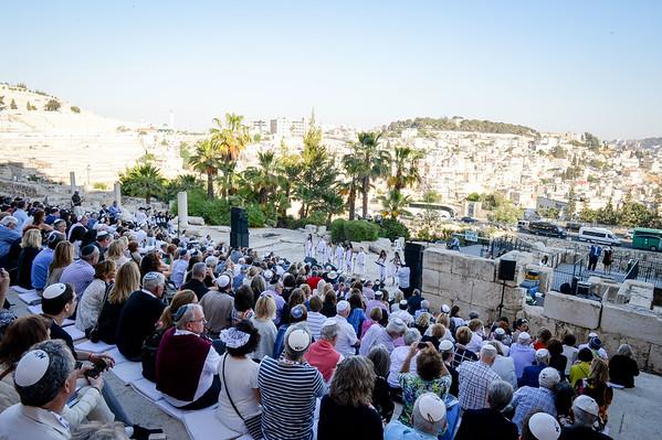 May 12, 2017 - Kabbalat Shabbat