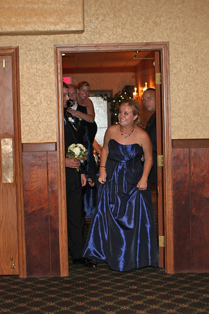 GRAND MARCH AND TOASTS