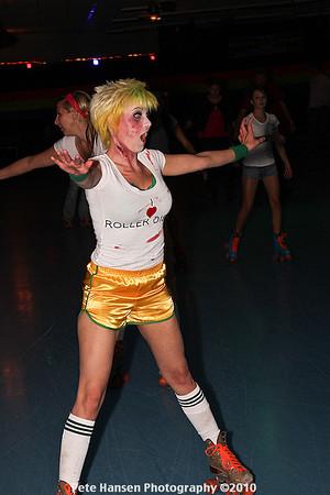 Zombie Skate Party