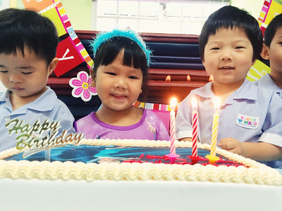 彤彤 3rd Birthday