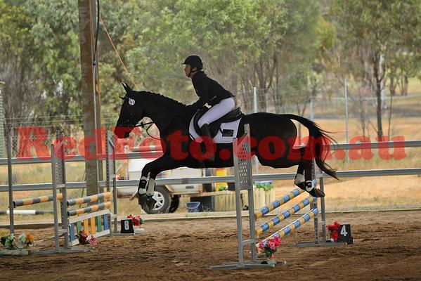 2014 10 18 Swan River Horse Trials ShowJumping EvA80