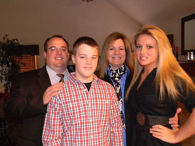 Brian's Family - 2010