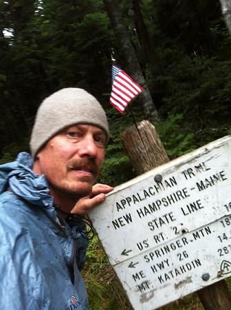 Chuck Appalachian Trial 2014
