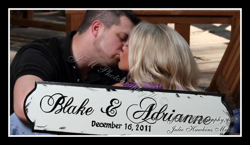 Adrianne  &  Blake