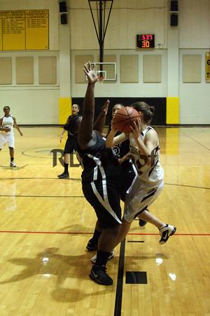 CHS Women vs Waco Univ Jan 19, 2010
