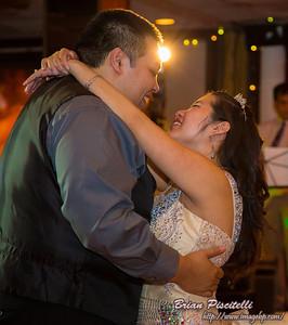 Caroline and Jay's Wedding Reception