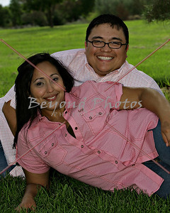 Martinez- Chacon Engagment Shoot
