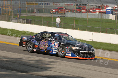 Mid American Stock Car Series Practice