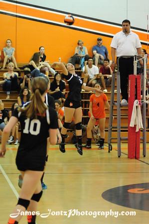 Volleyball 9-18-15