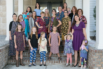LuLaRoe Renee and Kat Charity Fashion Show