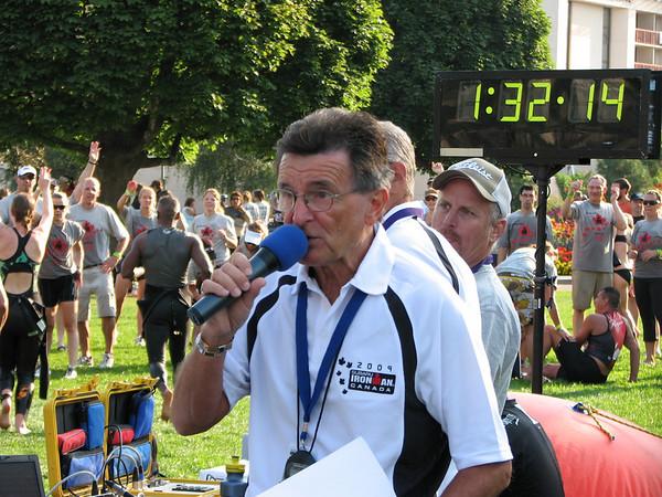 Ironman Canada - Aug 30, 2009