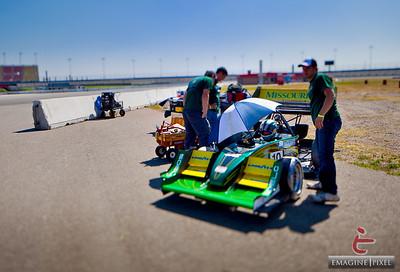 Formula SAE at Fontana Speedway