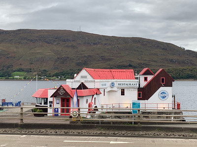 Scotland, Fort William Region