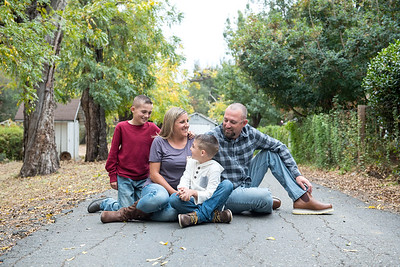 Bradanini Family Portraits