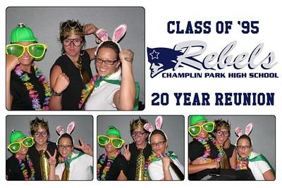 8-8 Champlin 20 year reunion
