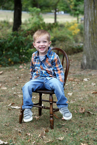 Klayton 3 year session