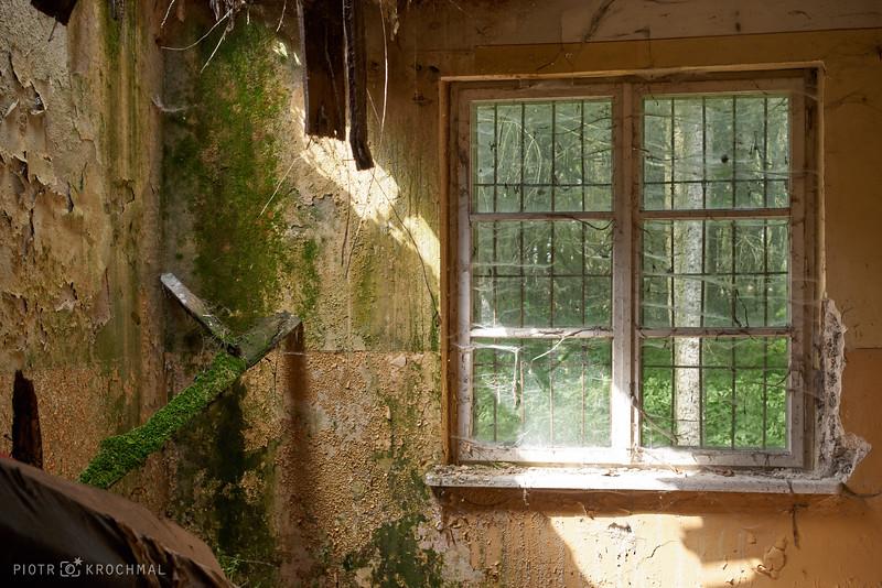 Odonow old  boarding school
