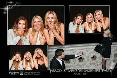 Jarrod and Tara - Engagement Party