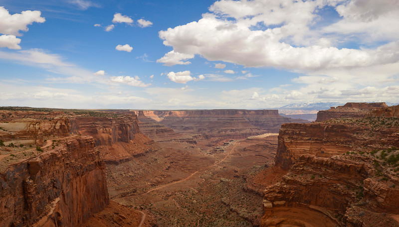 Canyonlands National Park pano, Utah
