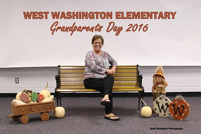 2016 WWES Grandparents Day