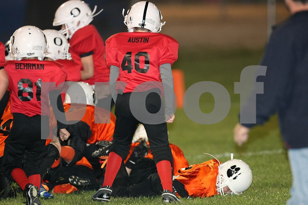 2nd Grade-Odessa Red vs Oak Grove Orange 10-1-09