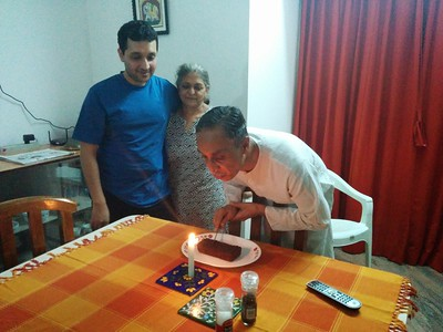 SKD's birthday - 2014