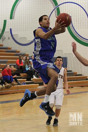 Bryndan Matthews 2013-2014 Wildcat Basketball
