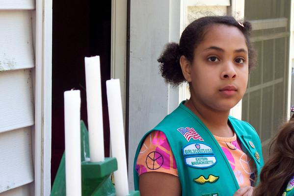 2011.06.04 Sophia Bridging to  Cadettes