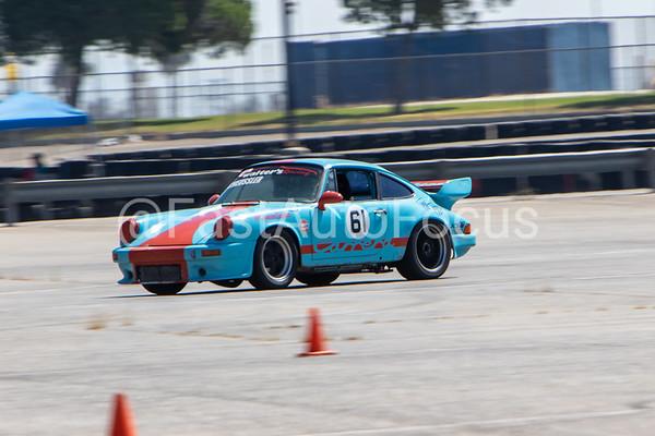 Custom Gallery - 1985 Blue Orange Porsche Carrera