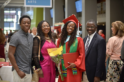 UNM BA/MD Graduation (2018)