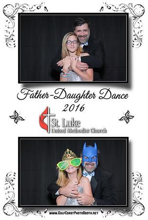 St Lukes United Methodist Father-Daughter Dance