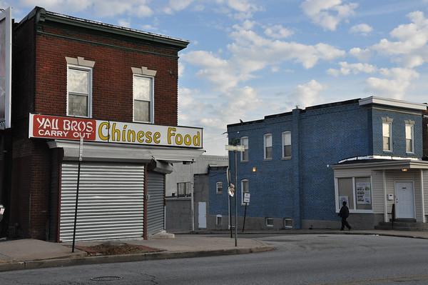 Baltimore Streets