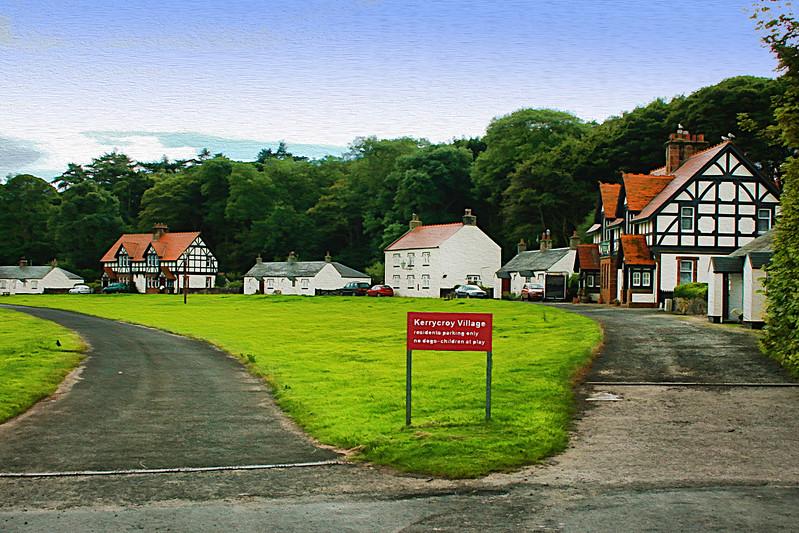 Kerrycroy Village