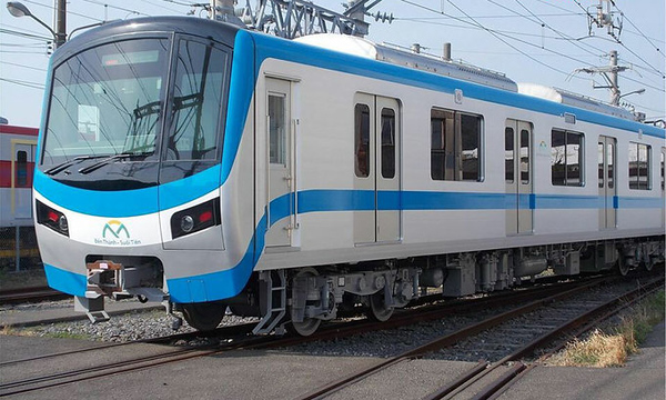 Line 1 train