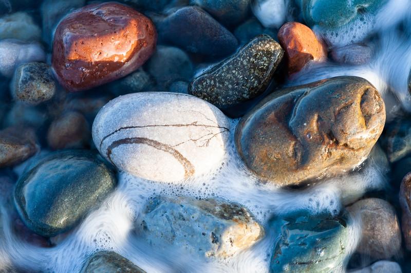 Pebbles, Llandudno beach