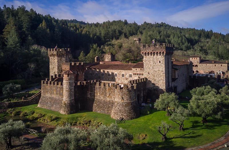 Castello di Amarosa Winery
