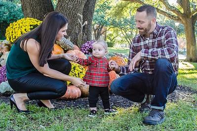 Ellington Family | Holiday 2018