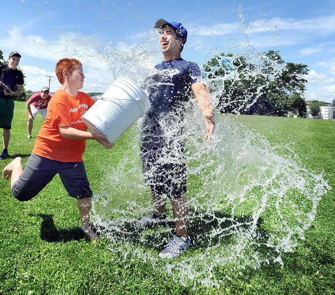 Camp Smiles splash