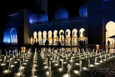 Abu Dhabi;Sheikh Zayed Bin Sultan AL Nahyan Grand Mosque; UAE;