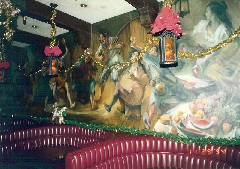 1994, Mural Inside